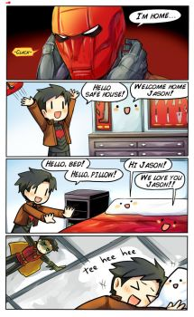 Jason's Safe House by kata-009