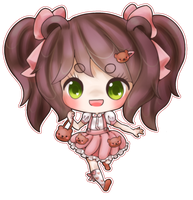 Beary Lolita Small Cheeb by sleepypandie
