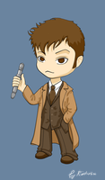 doctor Who by Ooyamaneko