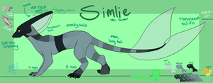 Simlie Updated Ref by SenseiMac