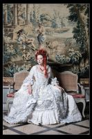 Marie Antoinette by Strotz