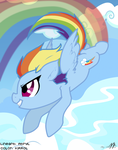 Rainbow Dash by Atryl by KiRRol