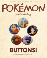 Pokemon Awkward Buttons by Chukairi