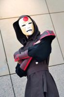 Amon Cosplay by Rnamon
