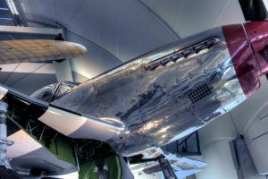 P51 Mustang HDR 2 by SilverSurfer