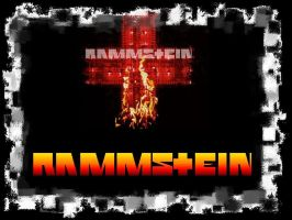 Rammstein - 2nd wallpaper by haus-of-rammstein
