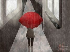 Some people feel the rain, others just get wet... by KurokawaTami