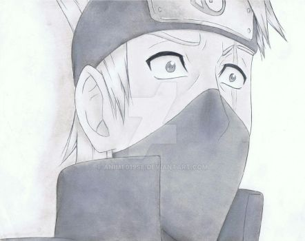 Kakashi 4 by Anime019se
