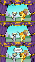 Pony Puppet Theater #1 Wobble Wobble by MangaMeister
