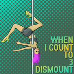 Dismount by Kloudfish