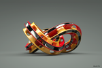 Torus Knot by Absork