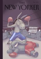New Yorker Cover by tinysnail