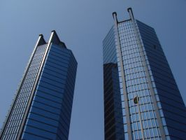two towers 1 by piredesign