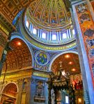 St. Peter's Basilica ( Vers. I ) by havocPigeons