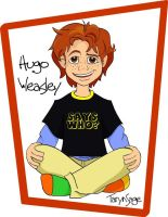 Hugo Weasley by LastRiddle