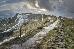 Mam Tor by ChrisDonohoe