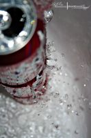Advertising Dr Pepper Can - Water Droplets. by ElementaryDearWatson