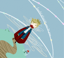 Le Petit Prince by CabezaDeRevolver