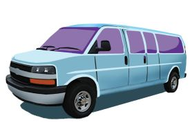 rotoscoped van by Andyfll