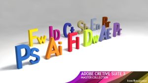 Adobe Creative Suite 3 Icons by Nodtveidt