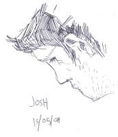 JOSH by MANeatingCLOTHES