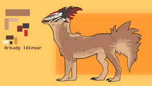 Arkady Reference by Toadfoal