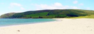 A Scottish beach by miloutte