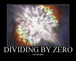 Divide by zero by Craigie09090