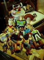 My love for Toy Story by HayNateHaywood