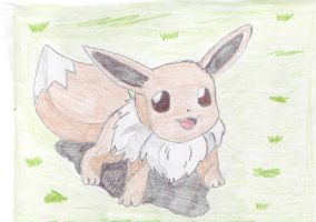 +: Eevee:+ by nasacar