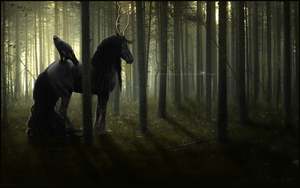King of the Forest by TheIceViking
