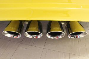 2001 Corvette Corsa Exhaust by STLcanonman