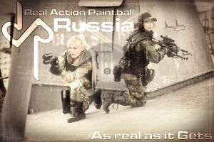 RAP4 Russia by RealActionPaintball