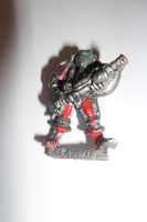 Rogue Trader Imperial Marine 001 by ForgottenDemigod