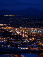 Temecula at night 2 by ChupacabraFever