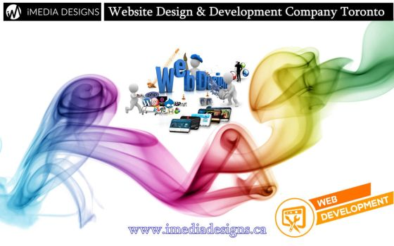 Website Development Company Toronto by iMedia11