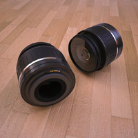 Canon Lens by feckt