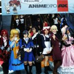 Anime Expo 2014 Black Butler group by AngelicReaper21