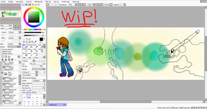 Doodle your world .:wip:. by Beautifulmonster78