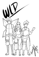 W.I.P: Team Chiyome by xCaeli