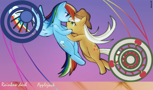 Appledash KNM parody by warden006