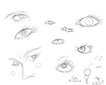 eye study 1.1 by A-D-Aether