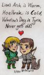 Guild Wars 2 Valentine by Airumel
