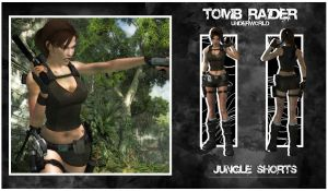 TRU: Jungle Shorts by ReD8ull