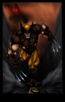 Wolverine by TheRealSurge