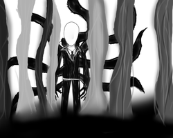 Slender Man by DJ-Funtime