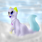 Snow Angel by Letipup