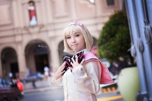 Shiemi Moriyama - Ao no Exorcist by kerubear