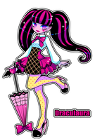 Draculaura by GOGO-TAN