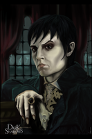 Barnabas Collins by Slacker-Drak